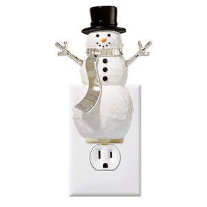 Bath & Body Works • Snowman Wallflower Plug In